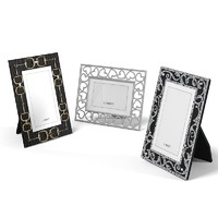 3d photo frame set model